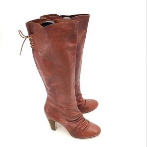 Seychelles Incognito High Leather Boots